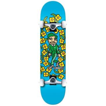 Sweatpants (Blue) Complete Skateboard 8.0