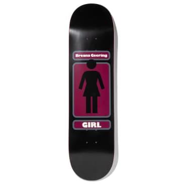 """Girl Skateboards - Breana Geering 93 Til Deck 8"""" Wide."""