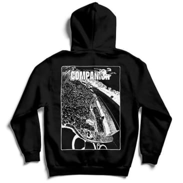 The Skateboarder's Companion - Issue 1 Hooded Sweat