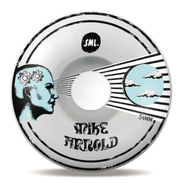 Sml Wheels - Mike Arnold Lucidity Series Wheels 54mm
