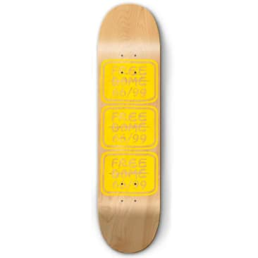 Free Dome Skateboards - Stacked Deck 8.25