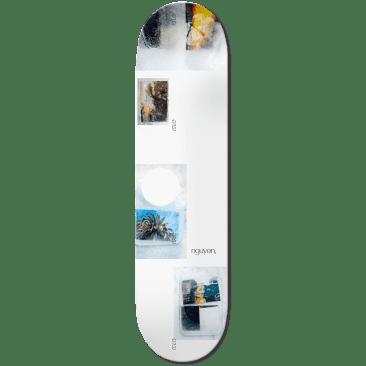 Isle Skateboards Nguyen Freeze Series Deck 8.0