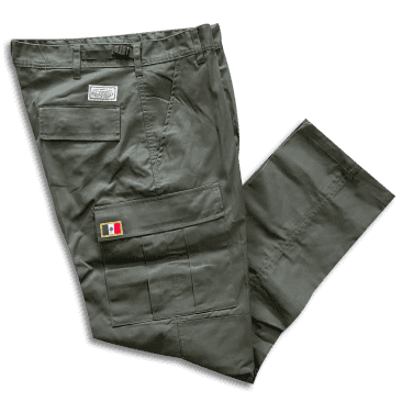 No-Comply Cargo Pants -Mexico- Olive