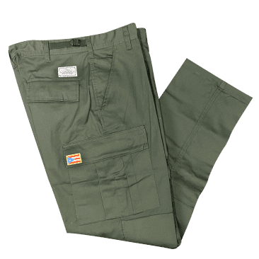 No-Comply Cargo Pants -Puerto Rico- Olive