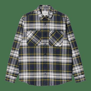 Carhartt WIP L/S Dunbar Shirt - Grove