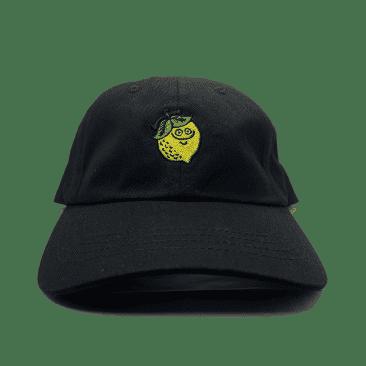 Roger Skate Co. Lima Patch Hat - Black