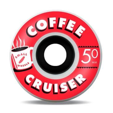 SML. Wheel Co. Coffee Cruisers Charcoal 50mm 78a