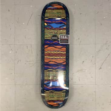 Real Skateboards Ishod Wair Comfy Twin Tail Deck 8.25