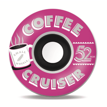 SML. Wheel Co. Coffee Cruisers Mr. Pink 52mm 78a