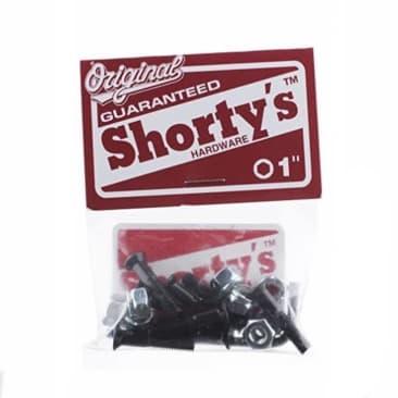 "Shorty's Original Hardware Black 1"" Allen"