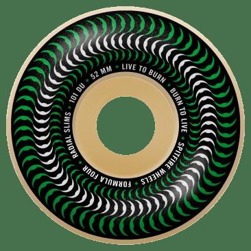 SPITFIRE Venomous Radial Slim Formula Four Wheels