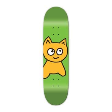 MEOW Big Cat Deck Green 8.0