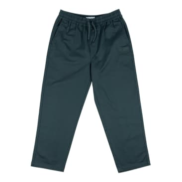 WELCOME Principal Brushed Twill Pants Magic Forest
