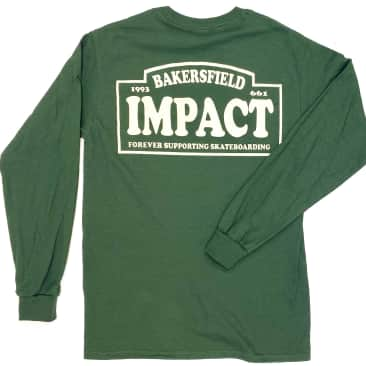 IMPACT Motto Longsleeve Forest
