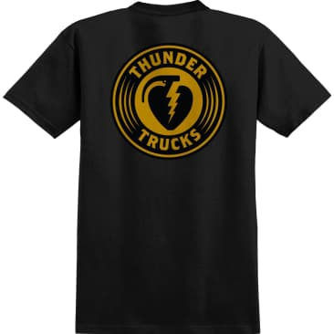THUNDER Charged Grenade Tee Black/Gold
