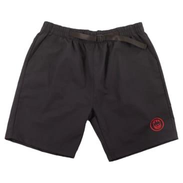 SPITFIRE Bighead Circle Nylon Shorts Black