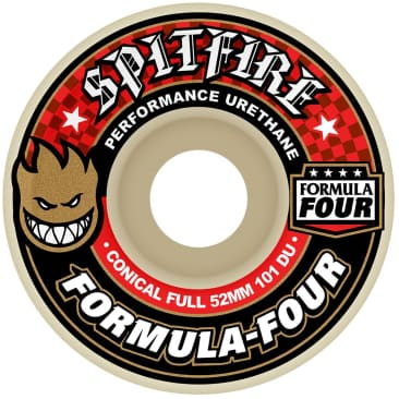 Spitfire Formula Four Conical Full 101 Duro