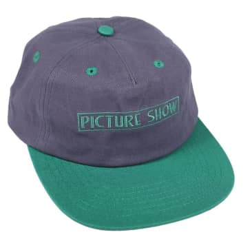 Picture Show VHS Strapback Hat