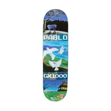 GX1000 Pablo Ramirez Pro Deck (Blue) - (8.375)
