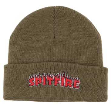 Spitfire - Flash Fire - Beanie - Olive