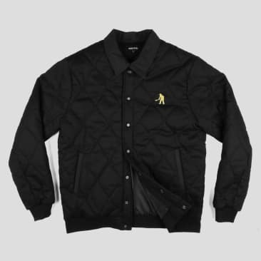 Pass~Port Late Quilted Jacket - Black
