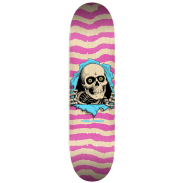 Powell Peralta Deck Ripper Shape 249 Pink 8.5""