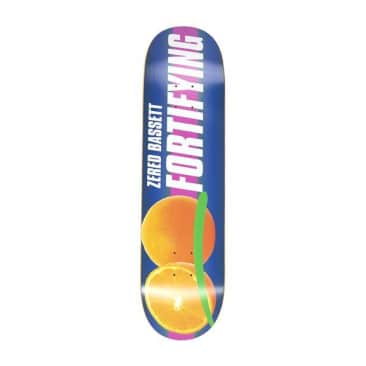 """Alltimers Deck Zered Fortifying 8.25"""""""