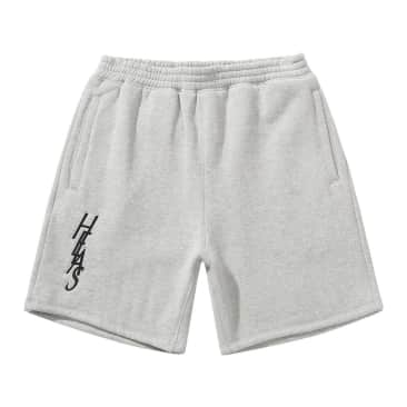 Hélas Saint Sweatshort - Heather Grey