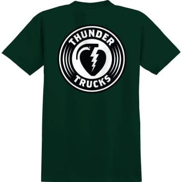 THUNDER Charged Grenade Tee Forest Green