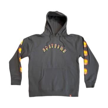 Spitfire Olde E Sweatshirt Charcoal Heather