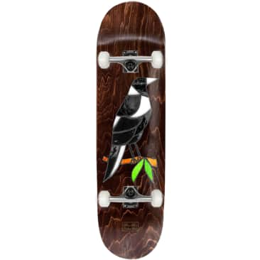 Pass~Port - Stain Glass - Callum Paul - Maggie - Complete Skateboard - 8.38""
