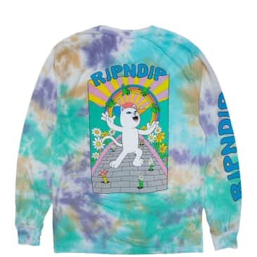 Ripndip Lucky Charms Long Sleeve T-Shirt - Multi Wash