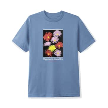 Butter Goods - Happiness Tee - Slate