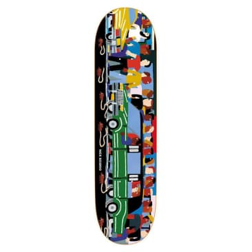 Polar Skate Co Nick Boserio Limo Skateboard Deck - 8.625""