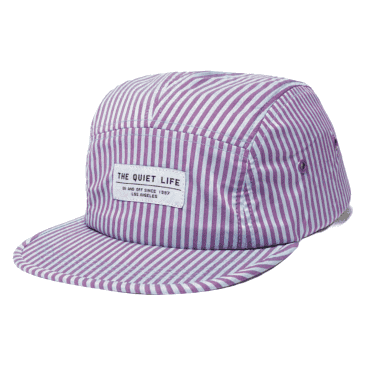 The Quiet Life - Timmy 5 Panel Camper Hat - Blue
