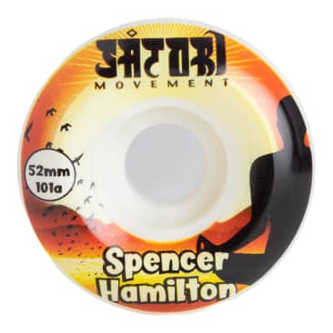 Satori Spencer Hamilton Enlightenment Wheels 101a 52mm