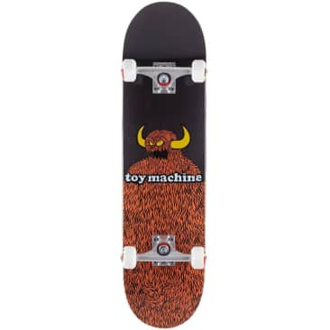 """Toy Machine Furry Monster Skateboard Complete 8.0"""""""