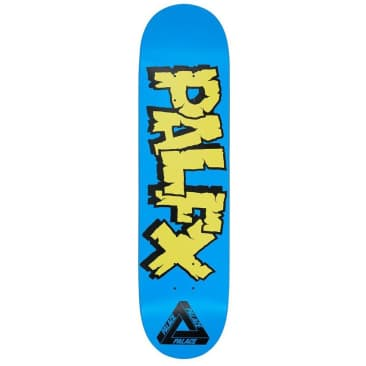 Palace Nein FX Blue Deck 8.0""