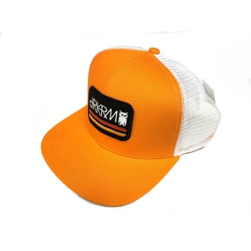 Darkroom Skateboards Rover Mesh Hat Orange