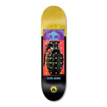 "Black Label Jason Adams Juxtapose 8.68"" Deck"