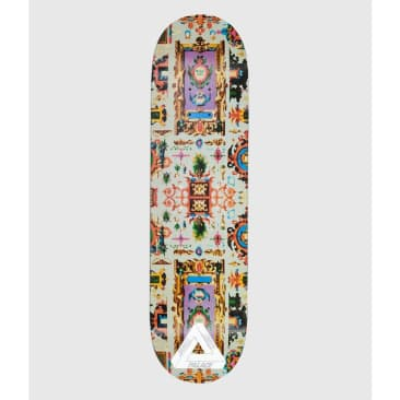 Palace Skateboards Jamal Pro S25 Skateboard Deck 8.25""