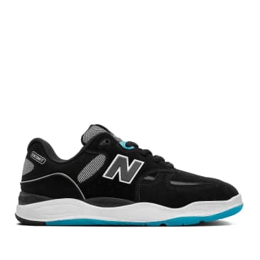 New Balance Numeric Tiago 1010 Shoes - Black / Blue