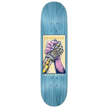 "Real - Busenitz Together Deck (8.25"")"