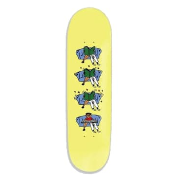 Passport What are Your Thoughts Flowers Decks 8.125