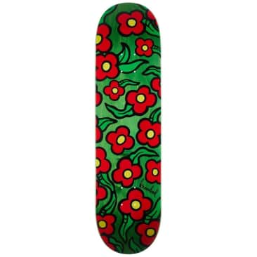 Krooked Skateboards - Wild Style Flowers