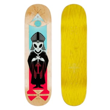 Alien Workshop Frankie High Priest Deck 8.5""