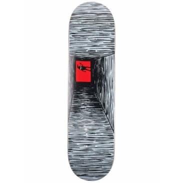 Toy Machine Tunnel Skateboard Deck 8.25