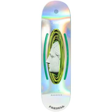 "Madness Skateboards Fardell Escape Holographic R7 Deck 8.5"""