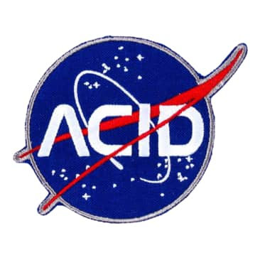 Acid Chemical Co Space Patch