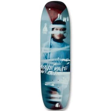 "UMA Land Sleds - Maité Steenhoudt Taped Up Deck 8.6"" Wide"